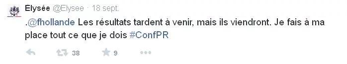 Tweet-Elysée
