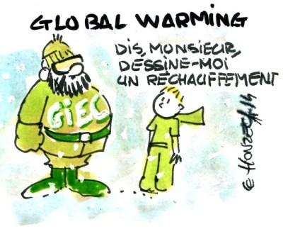 contrepoints 673 Petit Prince Réchauffement climatique
