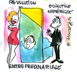 révolution entrepreneuriale rené le honzec