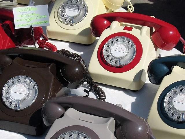 téléphones credits dan brady (licence creative commons)
