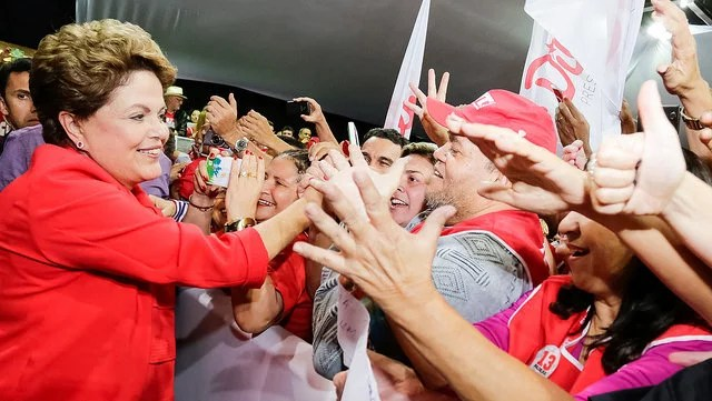 Dilma Rousseff CC Flickr Sala de Imprensa