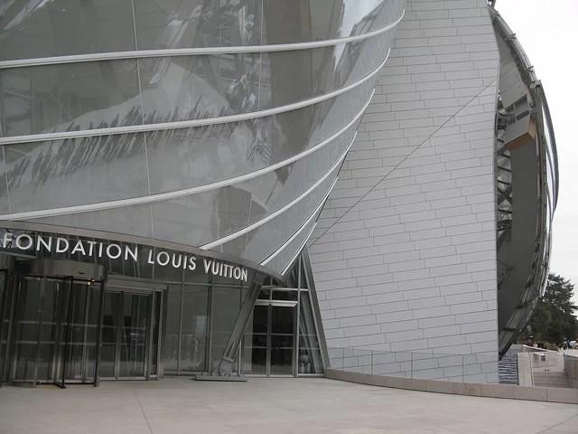 Fondation Louis Vuiton CC Flickr Daniel Hennemand