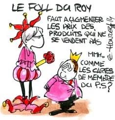 Stépahne Le Foll Rançois Honnalde  René Le honzec