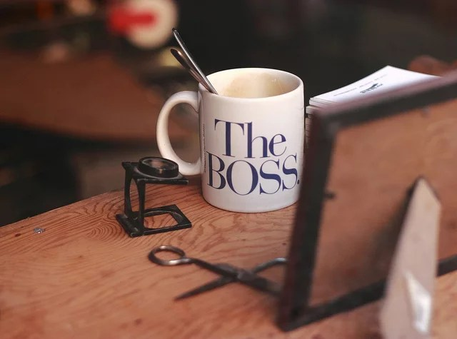 the boss credits harsh patel (licence creative commons)
