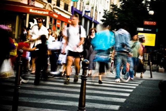 Foule CC Flickr Damien Roué