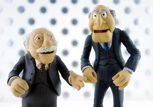 muppet show credits Andy Moore (licence creative commons)