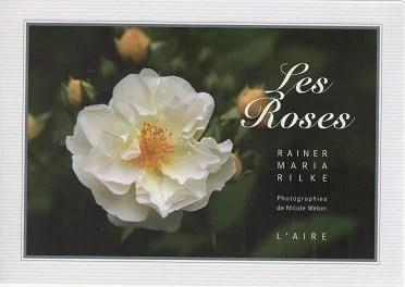 Les roses RM Rilke éditeur l'aire