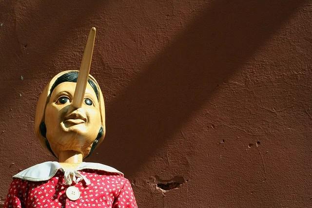 Pinocchio credits Luigi Orru (licence creative commons)