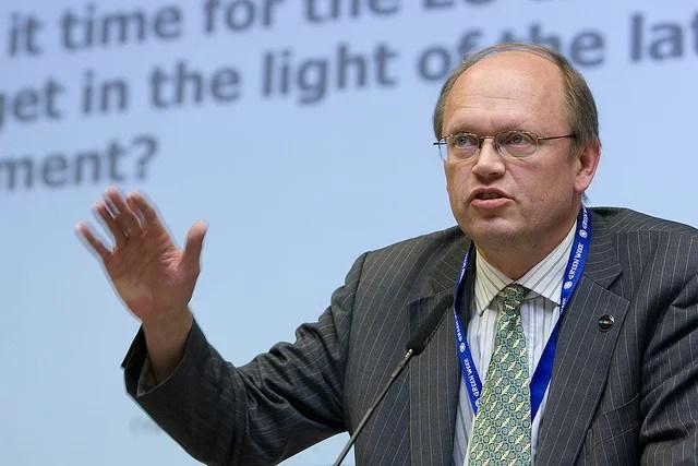 Prof Jean-Pascal van Ypersele Credit Greenweek (Creative Commons)