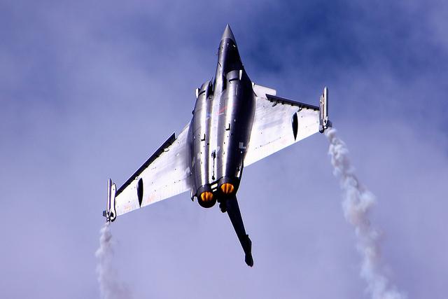 Rafale credits Airwolfhounfd (licence creative commons)