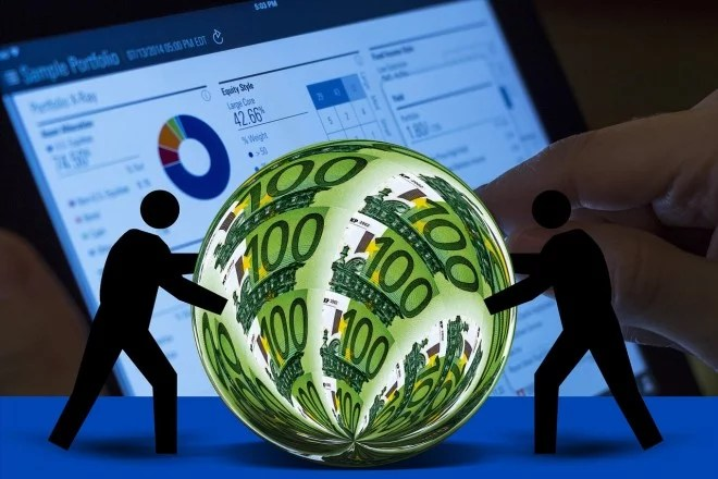 Finance (Crédits : Pixabay, licence Creative Commons)