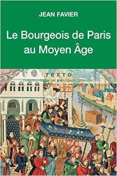 bourgeois moyen age