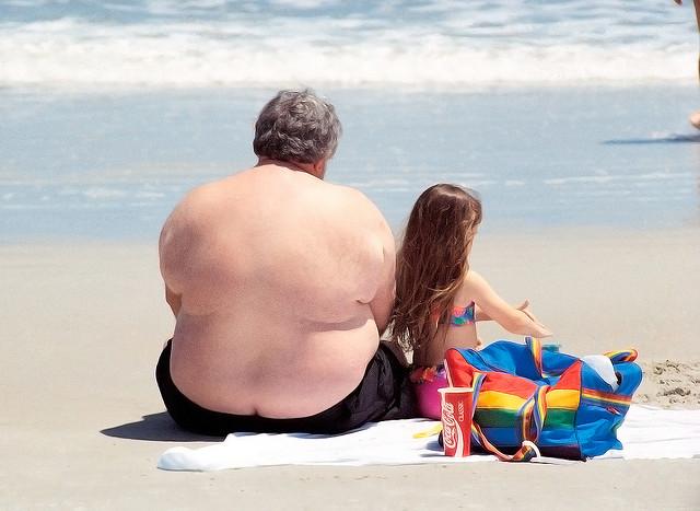 Beach man credits Kyle May  (CC BY 2.0)