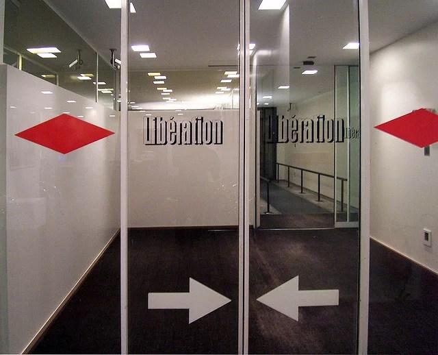 Journal Libération credits Luc Legay (CC BY-SA 2.0)