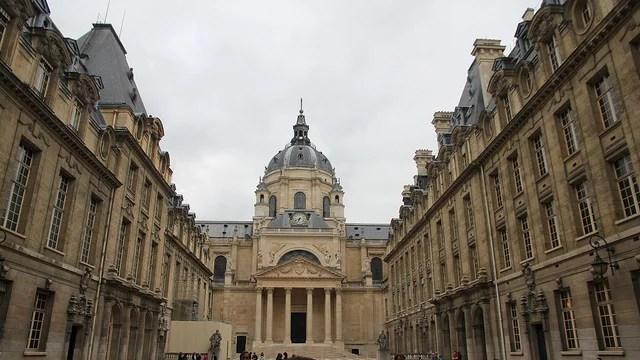 Sorbonne credits Pierre métivier (CC BY-NC 2.0)