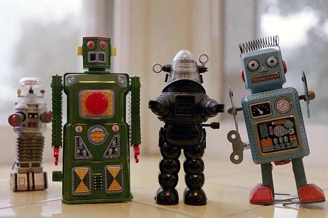 robot army credits Peyri Herrera (CC BY-ND 2.0