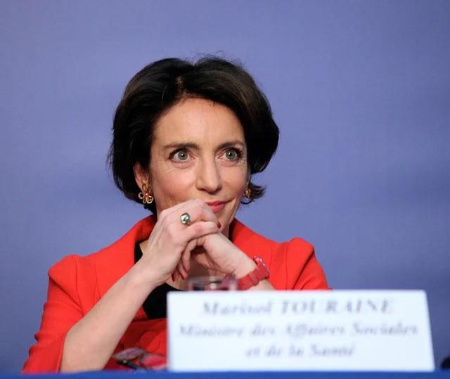 Marisol Touraine - Crédit photo Photo Mathieu Delmestre - Parti Socialiste (CC BY-NC-ND 2.0)