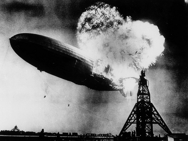 hindenburg disaster credits rupert colley (CC BY 2.0)