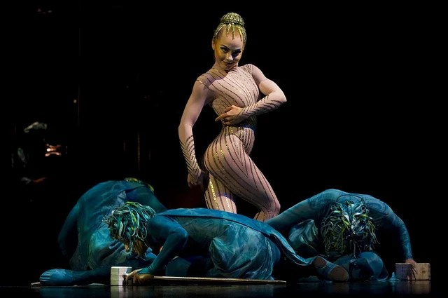 Cirque Du Soleil @ Marina Da Glória - Credits  Focka (CC BY-ND 2.0)