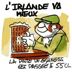 Irlande - René Le Honzec - Contrepoints378