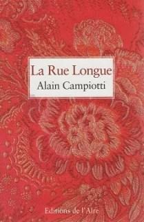 La rue longue Alain Campiotti