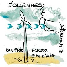 rené le honzec éoliennes