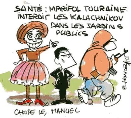 Contrepoints510 - Marisol Touraine - René Le Honzec