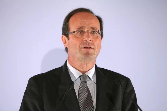 François Hollande - Photo Philippe Grangeaud Parti Socialiste (CC BY-NC-ND 2.0)
