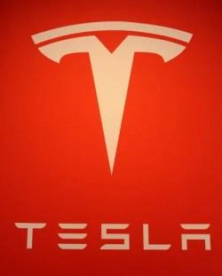 Logo Tesla - CC