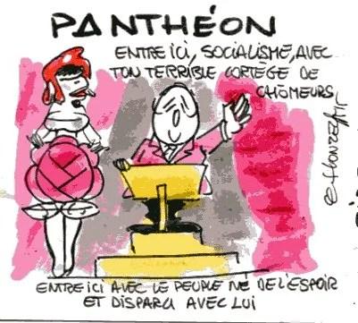 rené le honzec panthéon hollande