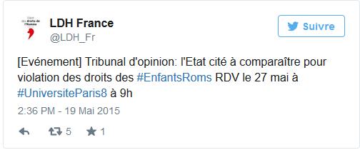 tweet parisien libéral