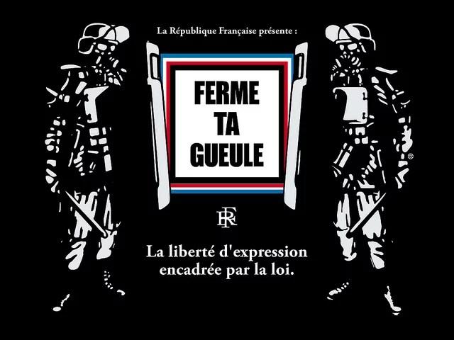 Liberté d'expression - Christopher Dombres (CC BY 2.0)