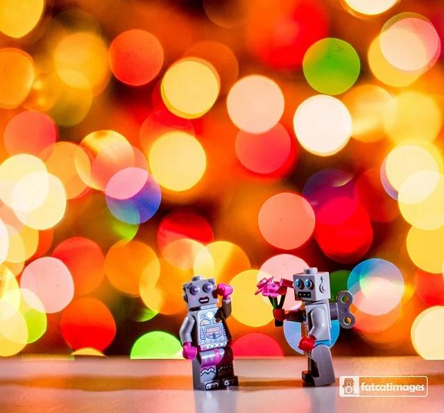 Robot Love credits FatcatsimageLLC via Flickr ( (CC BY-NC-ND 2.0) )