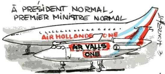 valls rené le honzec air force one