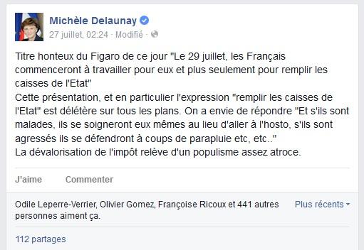 Delaunay facebook