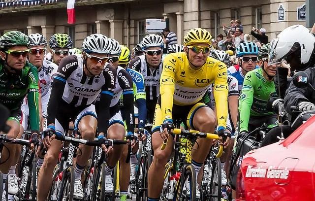 Tour de France, York credits Alh1 via Flickr ((CC BY-NC-ND 2.0))