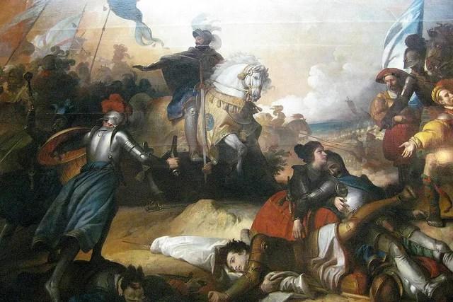 Bataille de marignan -wally Gobetz (CC BY-NC-ND 2.0)