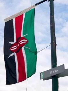 Kenyan flag-tyler spague (Creative Common)