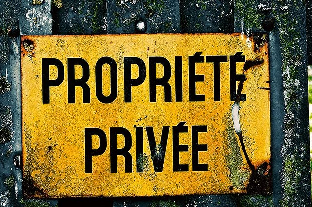 Propriété privée-Audesou- (CC BY-NC-ND 2.0)