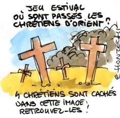 chrétiens d'orient rené le honzec