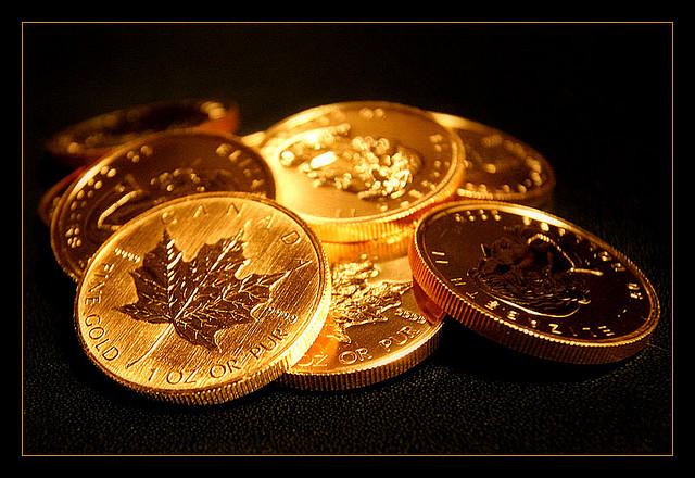 gold coins motoyen (Licence CC)