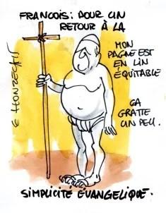 pape françois rené le honzec