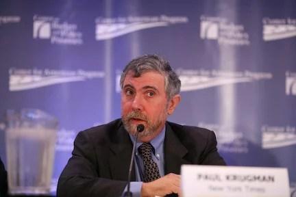 krugman-Center for Americe Progress (CC BY-ND 2.0)
