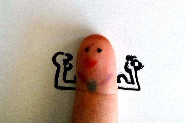 Finger winner credits Tsahi Levent-Levi via Flickr ( (CC BY 2.0)