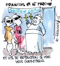 Contrepoints921 - Pape François - René Le Honzec