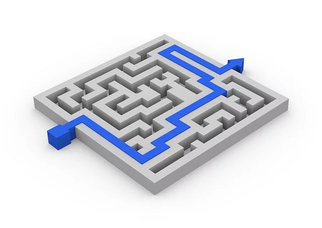 Maze Puzzle-FutUndBeidl(CC BY 2.0)