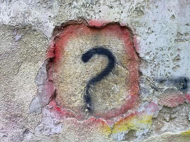 Question-Bilal Kamoon(CC BY 2.0)