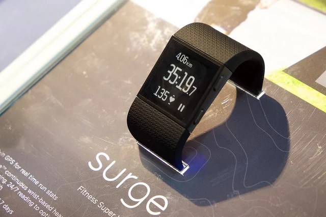 Fitbit by Karlis Dambrans (CC BY 2.0)