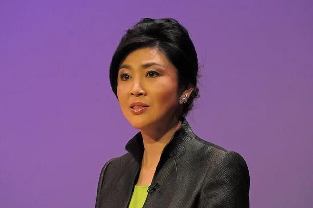Yingluck Shinawatra crédits Asian Society (CC BY-NC-ND 2.0)
