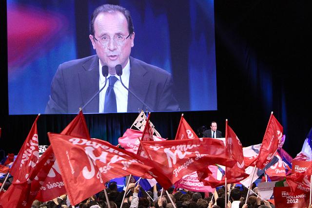 Parti socialiste-François Hollande(CC BY-NC-ND 2.0)